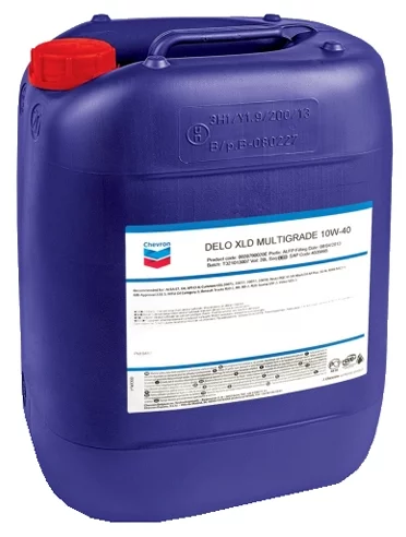 Chevron Delo XLD Multigrade 10W-40