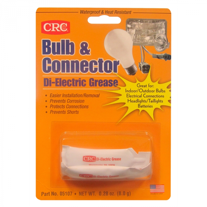 CRC Bulb & Connector Di-Electric Grease