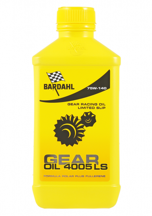 Bardahl Gear Oil 4005 75W-140 LS