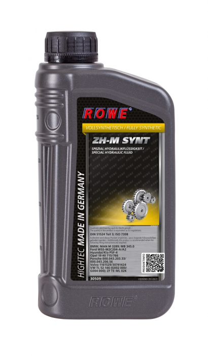 Rowe Hightec ZH-M Synt