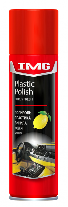 IMG Plastic Polish Citrus Fresh
