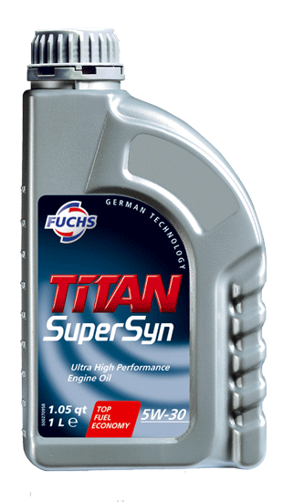 Titan Supersyn SAE 5W-30