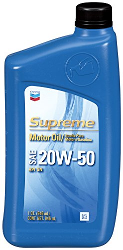 Chevron Supreme 20W-50