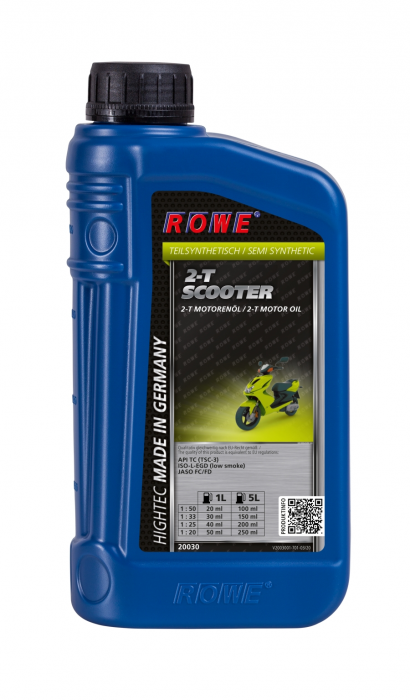 Rowe Hightec 2-T Scooter