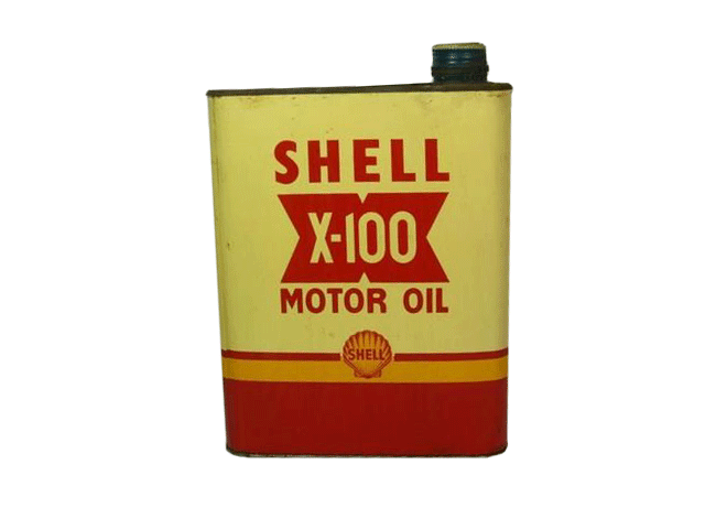 Shell X-100 Super SAE 10W-30