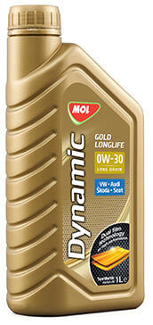 Dynamic Gold Longlife 0W-30