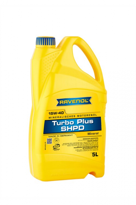 Ravenol Turbo Plus SHPD 15W-40