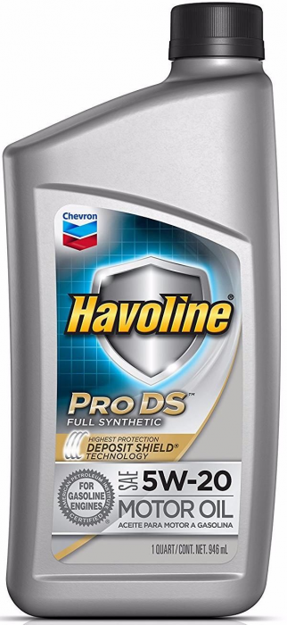 Chevron Havoline Pro DS Full Synthetic 5W-20