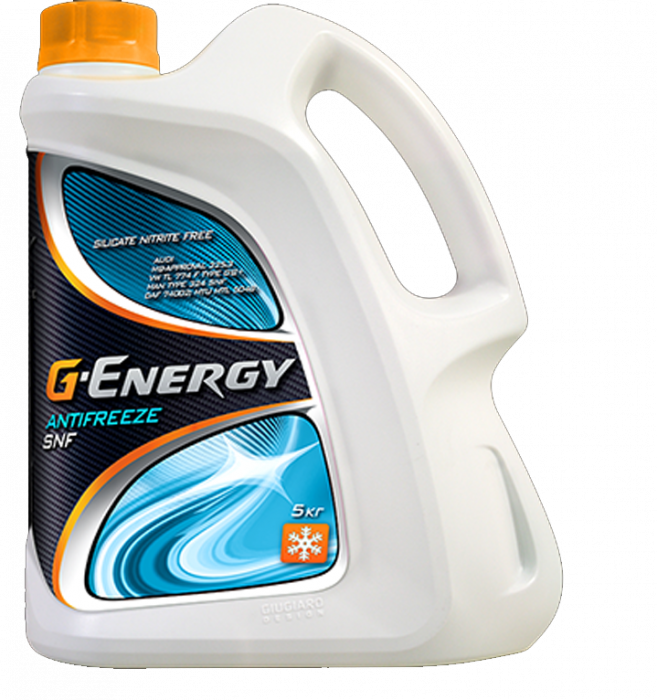 Антифриз G-Energy Antifreeze SNF
