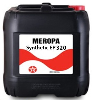 Texaco Meropa Synthetic EP 320