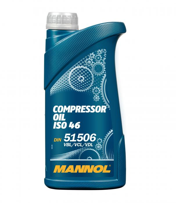 Mannol Compressor Oil ISO 46