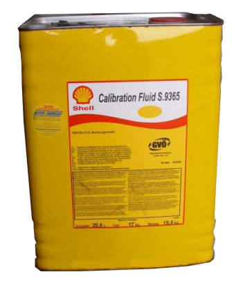 Shell Calibration Fluid S.9365