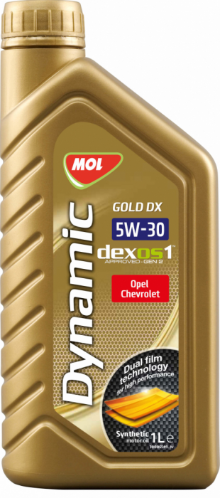 Dynamic Gold DX 5W-30
