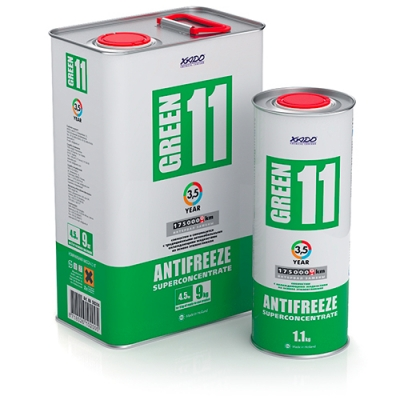 Xado Antifreeze Green 11