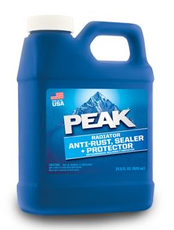 Peak Radiator Anti-Rust, Sealer + Protector
