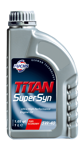 Titan Supersyn SAE 5W-40