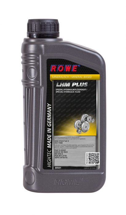 Rowe Hightec LHM Plus