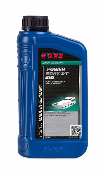 Rowe Hightec Power Boat 2-T Bio