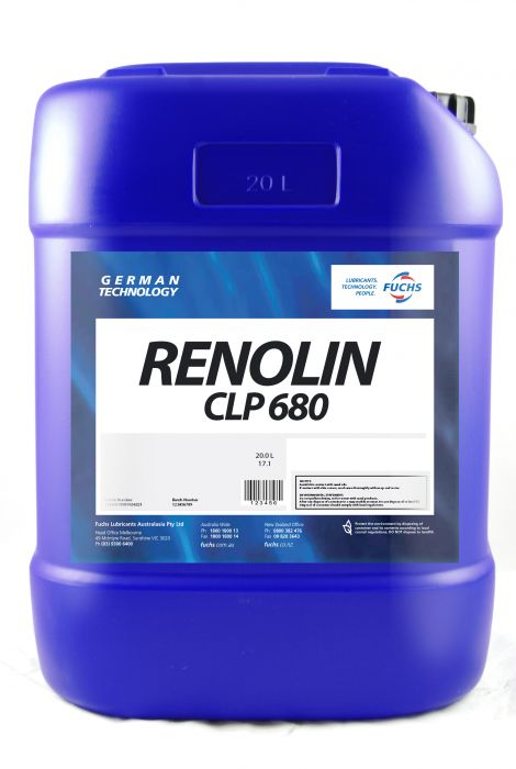 Renolin CLP-Series