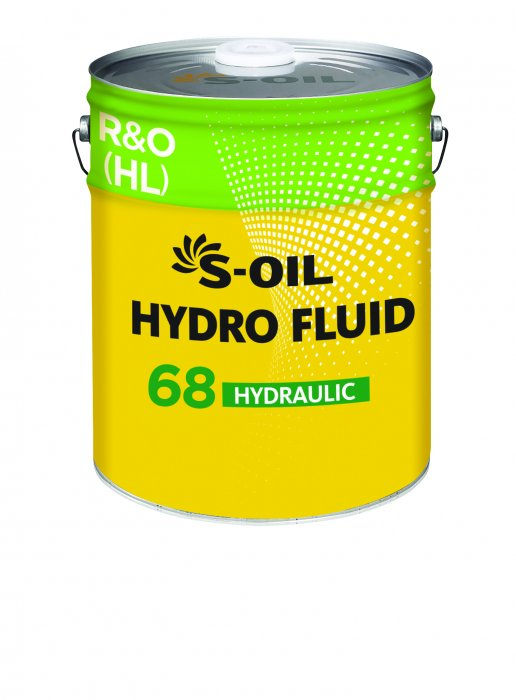 S-Oil Hydro Fluid 68