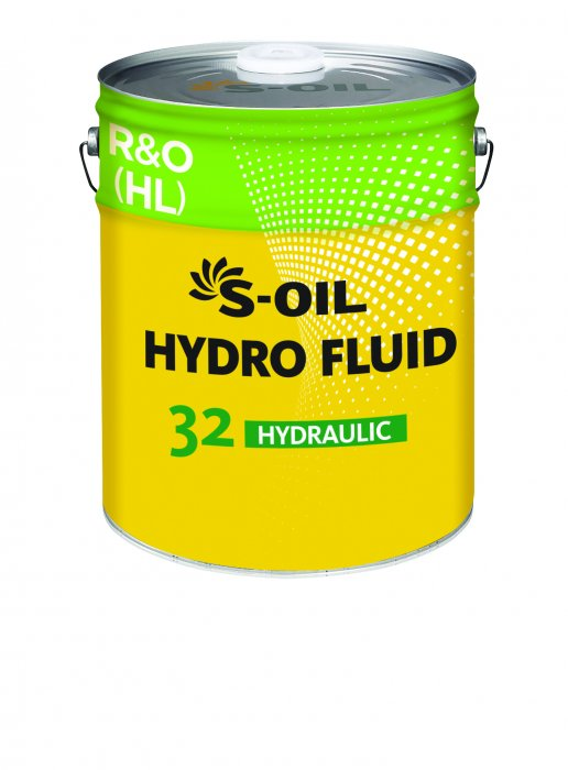 S-Oil Hydro Fluid 32