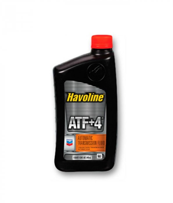 Chevron Havoline ATF+4