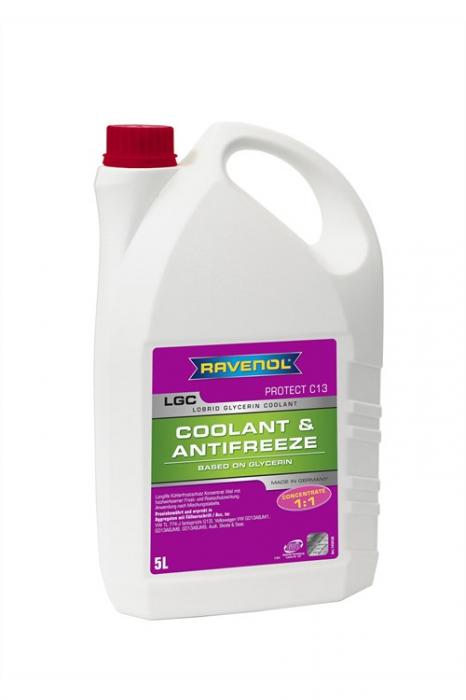 LGC Coolant & Antifreeze Protect C13 Concentrate