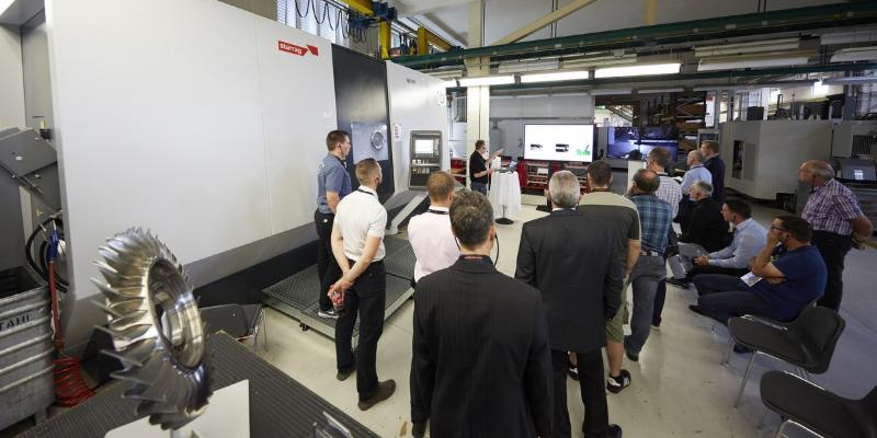Blaser Swisslube посетила Turbine Technology Days 2019