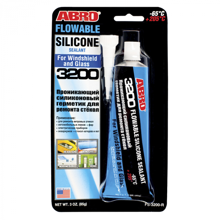 Abro 3200 Flowable Silicone Sealant