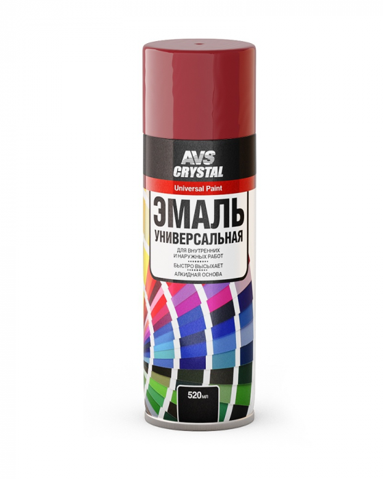 AVS Crystal Universal Paint Cherry