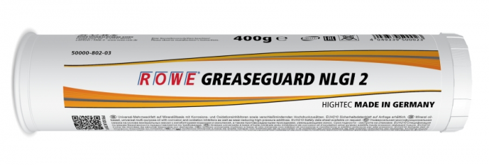 Rowe Hightec Greaseguard NLGI 2