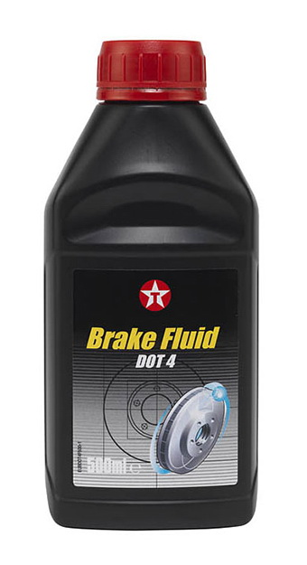 Texaco Brake Fluid DOT 4