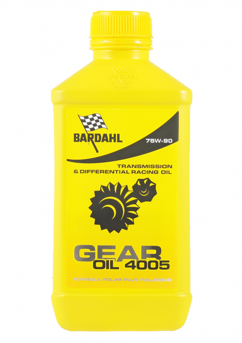 Bardahl Gear Oil 4005 75W-90