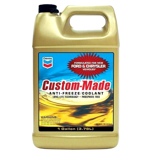 Chevron Custom-Made Antifreeze/Coolant