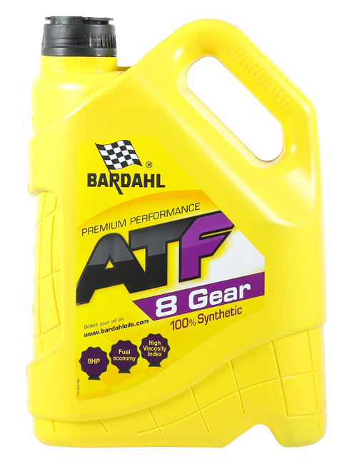 Bardahl ATF 8 Gear