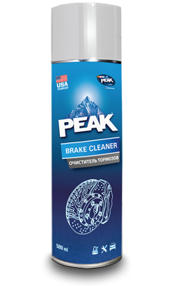 Peak Brake Cleaner