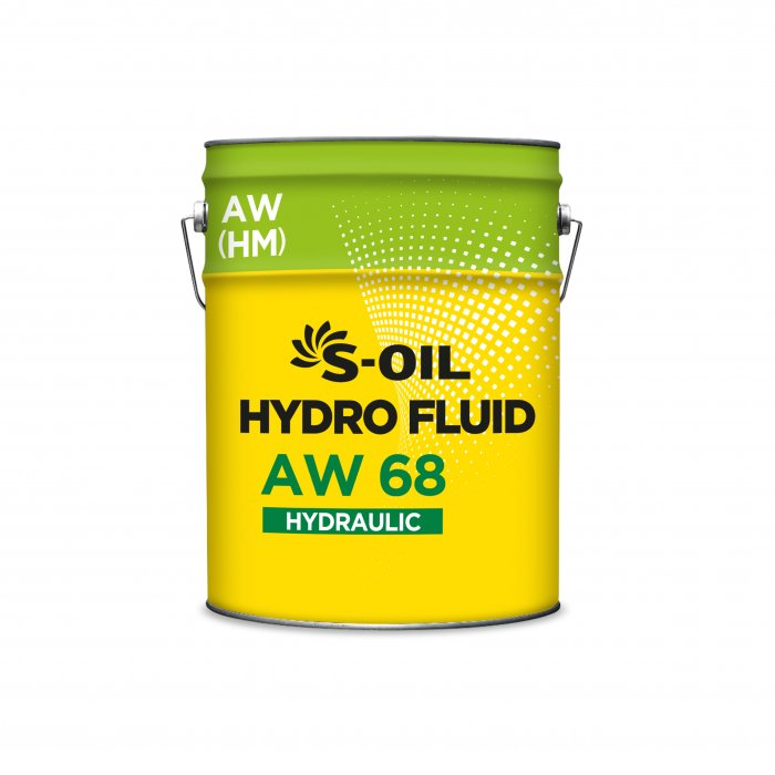 S-Oil Hydro Fluid AW 68