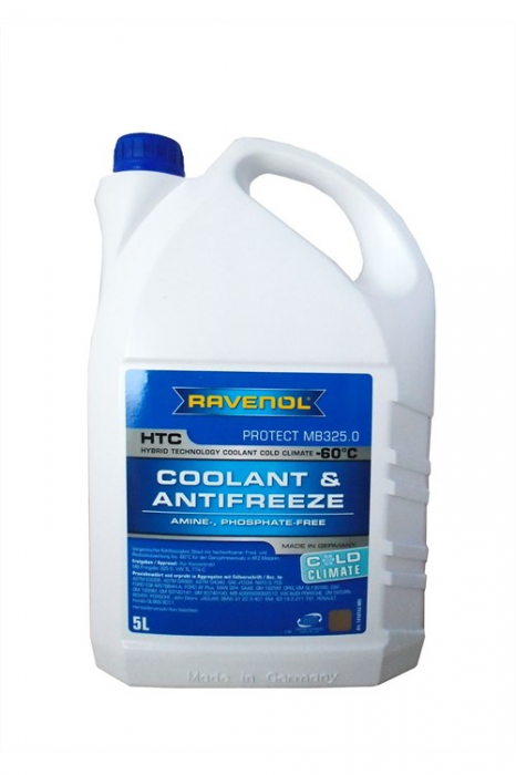 HJC Coolant & Antifreeze Protect MB325.0 Cold Climate -60 °C