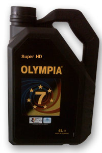 Olympia Super HD SAE 10W SF/CC