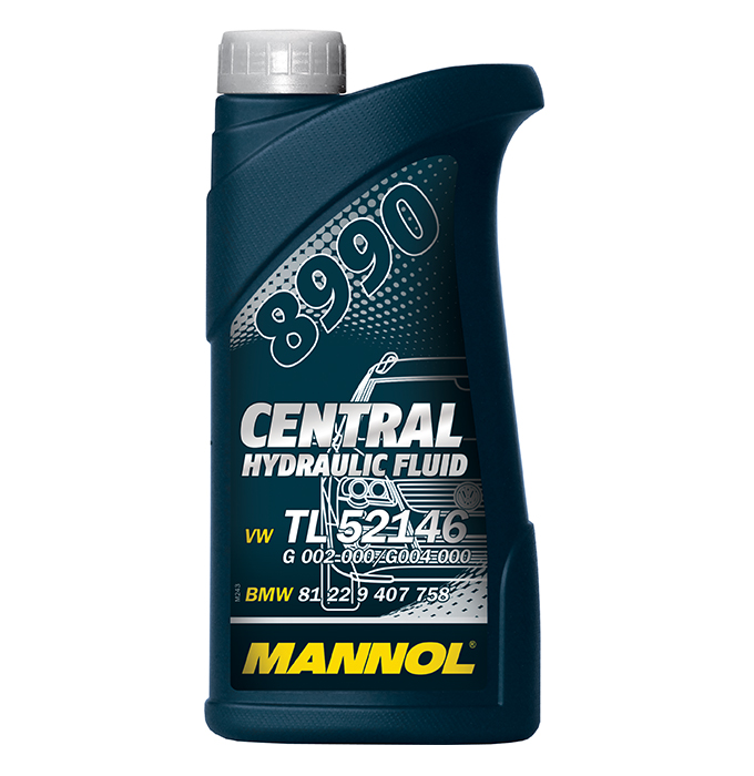 Mannol 8990 Central Hydraulic Fluid
