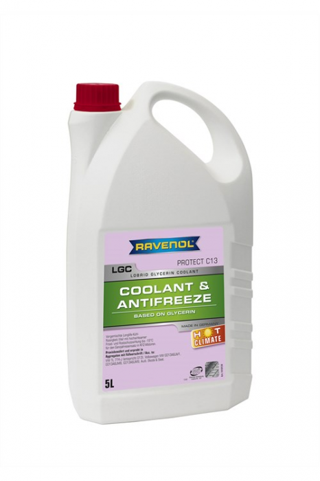 LGC Coolant & Antifreeze Protect C13 Hot Climate -15 °C