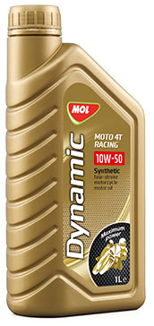 Dynamic Moto 4T Racing 10W-50