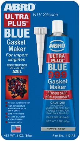 Abro Ultra Plus Blue 999 Gasket Maker