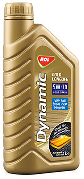 Dynamic Gold Longlife 5W-30