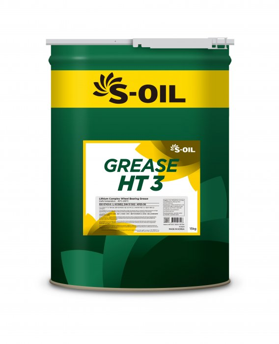 S-Oil Grease HT 3