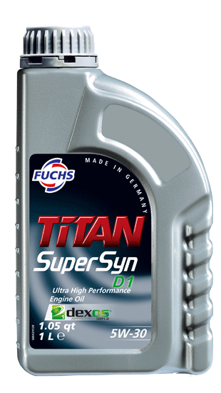 Titan Supersyn D1 SAE 5W-30