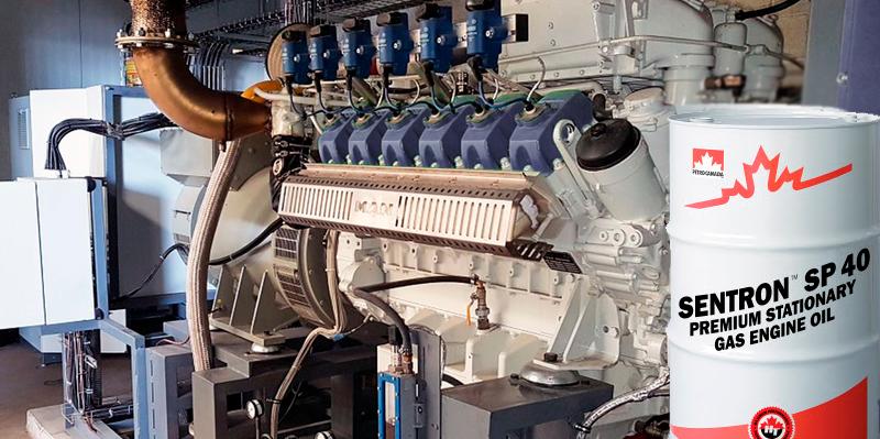 Petro-Canada Lubricants выпустила новое масло SENTRON SP 40