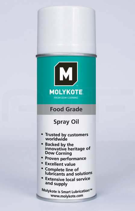 Molykote Food Grade Spray Oil