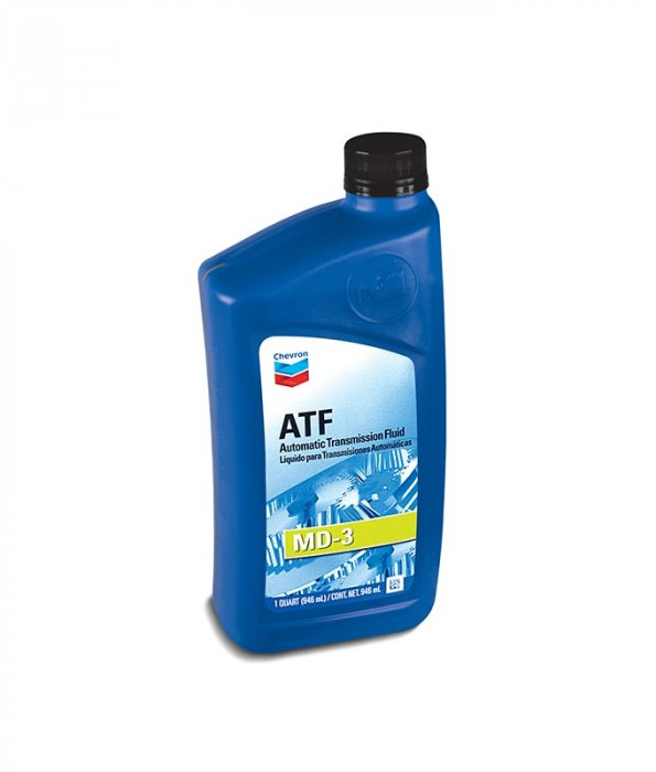 Chevron Automatic Transmission Fluid MD-3