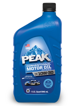 Peak Conventional Motor Oil